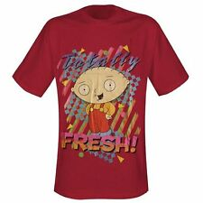 FAMILY GUY (STEWIE) - TOTALLY FRESH - OFFICIAL MENS T SHIRT