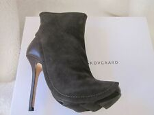Camilla Skovgaard shoes Ankle Bootie ARMADILLO GREY 38