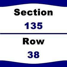 4 TIX Arizona Cardinals vs NY Jets 10/17 University of Phoenix Stadium Sect-135