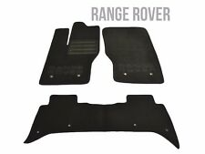 Range Rover Vogue L405 Deluxe Carpeted Floor Mats Custom Fit Model 2012-2015