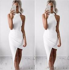 Sexy Women Summer Bandage Bodycon Evening Party Cocktail Club Clubwear Dress L58