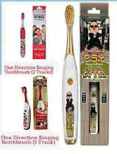One Direction OR PSY Gangnam Style Singing tooth brush Toothbrush (Manual)