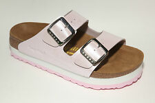 Papillio by Birkenstock ARIZONA Platform BF $149rrp Graceful Rose Pink BNIB