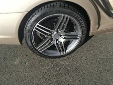 Mercedes S Class wheels and tyres
