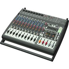 Behringer Europower PMP4000 16-Channel Live Sound Powered Mixer Desk inc Warrant