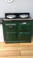 Dolls House Emporium 1:12th Scale Green Aga (2943) New