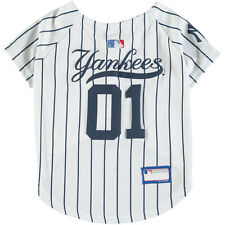 New York Yankees Baseball Dog Jersey Officially Licensed MLB Products
