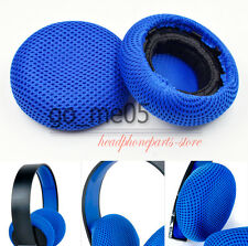 ear pads cushion for SONY SILVER WIRED STEREO PS4 PS3 PS Model:3000398