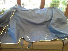new amigo horseware lreland with hood turnout rug lite weight bargain