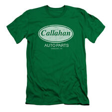 Tommy Boy Men's  Callahan Auto Slim Fit T-shirt Green Rockabilia