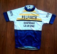 Brand New Team Pelforth Sauvage Le Jeune  Cycling jersey