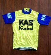 Brand New Team KAS Kaskol  Cycling jersey