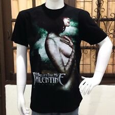BULLET FOR MY VALENTINE Fever T-SHIRT BFMV Nude Woman Cover Art Heavy Metal Core