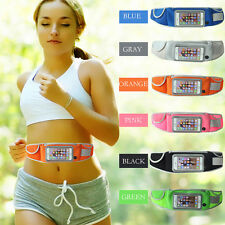 Outdoor Running Hiking Jogging Sport Pouch Belt Chest Waist Pack Fanny Bum Bag