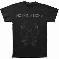 Nothing More Skull Slim Fit T-Shirt SM, MD, LG, XL, XXL New