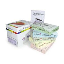 A4 Coloraction Coloured Paper 80gsm - 160gsm (A4 210mm x 297mm) 250-10000 Sheets