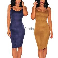 Ladies Sexy Halter Crisscross Bodycon Backless Pencil Dress for Women Ball Prom