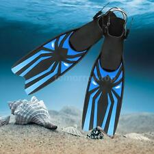 LIXADA Snorkeling Foot Flipper Diving Long Fins Swimming+Mesh bag Optional G2W1
