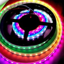 WS2811 5050 RGB LED Strip Light Waterproof Individually Addressable DC5V KG