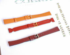 leather watch strap 14mm High Quality Leather Ladies Replacement Strap