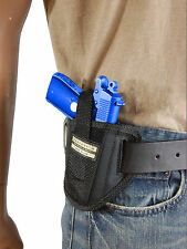 New Barsony 6 Position Ambi Pancake Holster Smith&Wesson Small 380 UltraComp 9mm