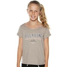BILLABONG Girls DREAMBOAT Surf T Shirt Top Tee (10 12 14) NEW