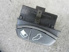 Volvo S70 Trunk Gas Fuel Door Lid Release Switch Button OEM