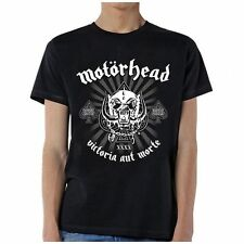Motorhead 40th Anniversary Logo T-Shirt SM, MD, LG, XL, XXL New