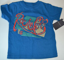 ROCAWEAR BLUE TODDLER BOYS T-SHIRT SIZES 2T  NWT