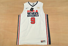 USA Dream Team - Size XL - Michael Jordan - Authentic Nike Basketball Jersey New