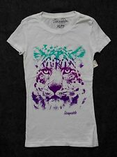 aeropostale Leopard Graphic T-Shirt New w/Tags
