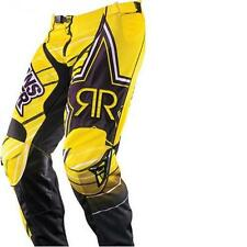 "ANSWER ANSR MOTOCROSS PANTS ""ROCKSTAR COLAB""  YELLOW - LIMITED STOCK"