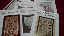Rosewood Manor Cross Stitch Charts. Choose! with cheap shipping!