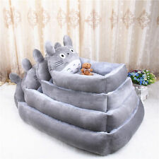 Cute cartoon Soft Warm Cozy Pet Dog Puppy Cat Kitten Bed House Nest Mat Pad