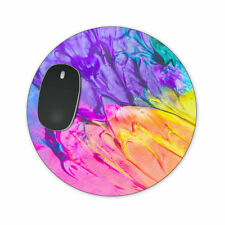 Painting In Progress Mousepad Placemat Potholder - Round, Heart or Rectangle Sha