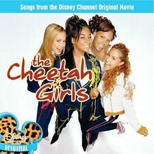 The Cheetah Girls [Original Soundtrack] by The Cheetah Girls (CD, Aug-2003,...