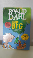 The BFG by Roald Dahl (Paperback, 2016) (with free book)