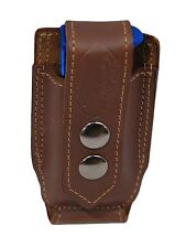 NEW Barsony Brown Leather Single Mag Pouch Beretta Kahr 380 & Ultra Comp 9mm 40