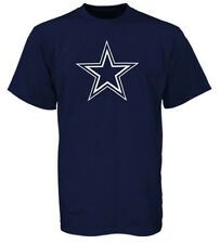 NFL Dallas Cowboys Mens Logo Premier Short Sleeve T-Shirt - Navy