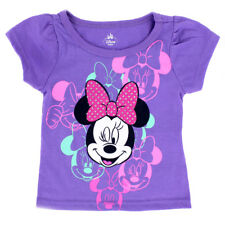 Disney Minnie Mouse Baby Girls Short Sleeve Tee XDM5339