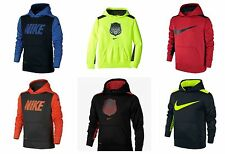 NIKE KO Boy's Assorted Therma-Fit Pullover Hoodie Sweatshirts Sizes 4-16 NWT