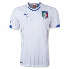 Italy Kids (Boys Youth) 2014 FIFA World Cup Away Jersey