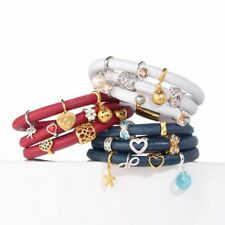 2016 Charm Bracelet With 5pcs Charms Spacer Beads Silver Gold Endless Jewelry