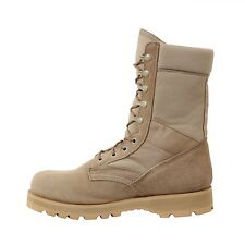 DESERT BOOTS MILITARY ARMY NAVY DOUBLE SOLE 3-13 Reg & Wide