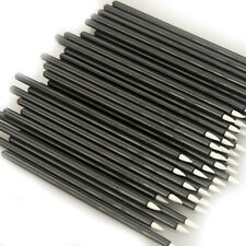 20/50pcs Disposable Eye Liner Lash Eyeliner Wand Applicator Makeup Brush Bulk