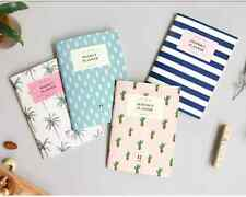 New Iconic A6 Monthly Weekly Planner Scheduler Organizer Journal Diary