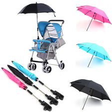 Baby Wheelchair Pushchair Sun UV Rays Protection Stroller Pram Parasol Umbrella