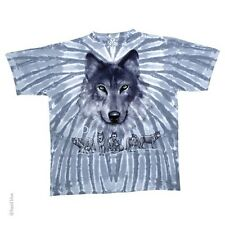 NEW! Southwestern Design Grey Wolf T-Shirt
