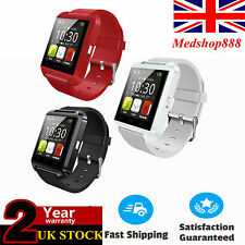 U Watch Plus Bluetooth Smart Wrist Watch Phone Mate For Android iOS - Apple