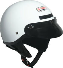 G-FORCE Racing Gear X5 Model Open Face Motorcycle DOT Rated Helmet